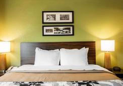 Sleep Inn - Hickory - Makuuhuone