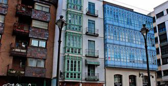 Hostal Residencia Del Val - Valladolid - Edifici