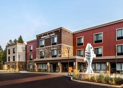 Towneplace Suites By Marriott Whitefish - Whitefish - Edificio