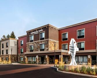 Towneplace Suites By Marriott Whitefish - Whitefish - Building