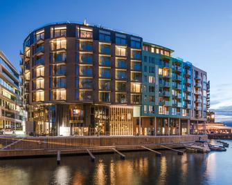 The Thief - Oslo - Bygning