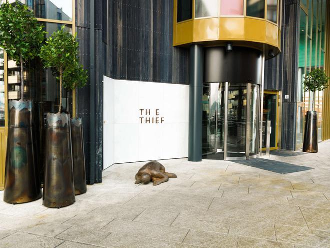The Thief - Όσλο - Κτίριο