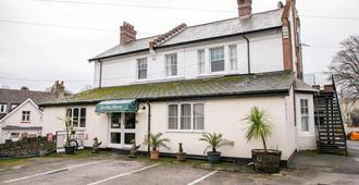 Yardley Manor Hotel - Torquay - Rakennus
