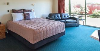 Asure Ashley Motor Lodge - Timaru - Yatak Odası