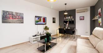 Casa Huerta Del Pino Granada Canovas Apartment - גרנדה - סלון