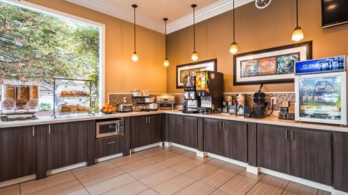 Best Western Carmel's Town House Lodge - Carmel-by-the-Sea - Buffet