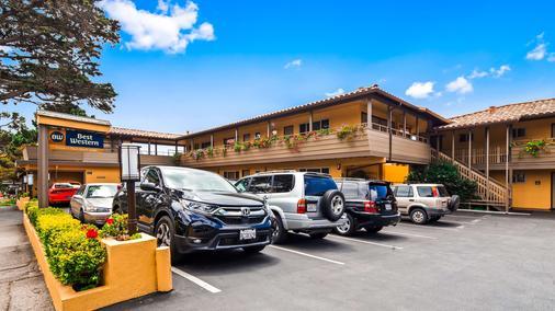 Best Western Carmel's Town House Lodge - Carmel-by-the-Sea - Building