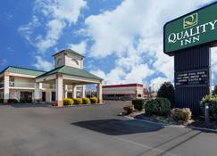 Quality Inn - Lebanon - Building