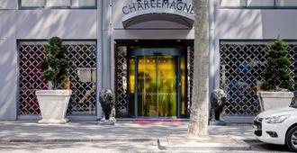 Hotel Charlemagne - Lyon - Dış görünüm