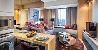 Park Avenue Rochester (Sg Clean) - Singapore - סלון