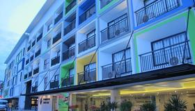 Suvarnabhumi Oriental Resort - Bangkok - Edificio