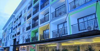 Suvarnabhumi Oriental Resort - Бангкок - Здание