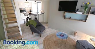 La Villa Verte - Bordeaux - Living room