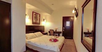 Hotel Avis - Bukarest - Soveværelse