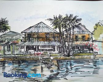 The Riverside Guest House - Lampang - Building