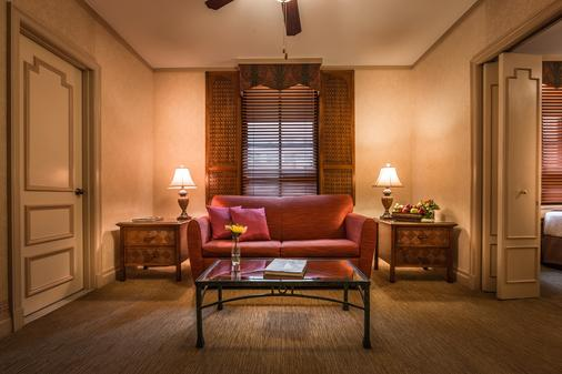 Casablanca Hotel by Library Hotel Collection - New York - Living room