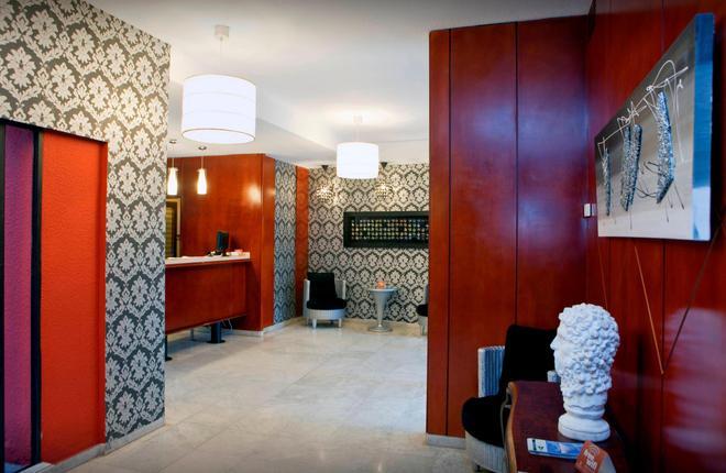 Hotel Itaca Colón - Córdoba - Lobby