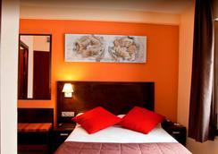 Hotel Itaca Colón - Córdoba - Makuuhuone