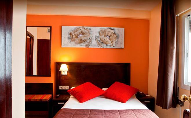 Hotel Itaca Colón - Córdoba - Bedroom