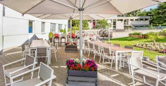 Novotel Suites Geneve Aeroport - Geneva - Patio