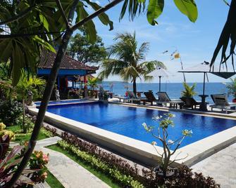 Amed Beach Resort - Amed - Pool