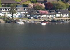 Clachan Cottage Hotel - Lochearnhead - Außenansicht