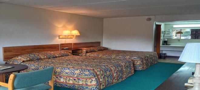 Conner Hill Motor Lodge - Pigeon Forge - Κρεβατοκάμαρα
