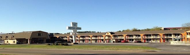 Conner Hill Motor Lodge - Pigeon Forge - Κτίριο