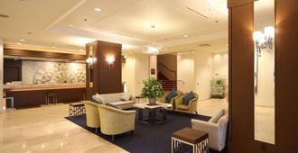 Kobe Sannomiya Tokyu Rei Hotel - Kōbe - Area lounge
