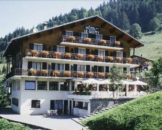 Le Gotty - La Clusaz - Edificio