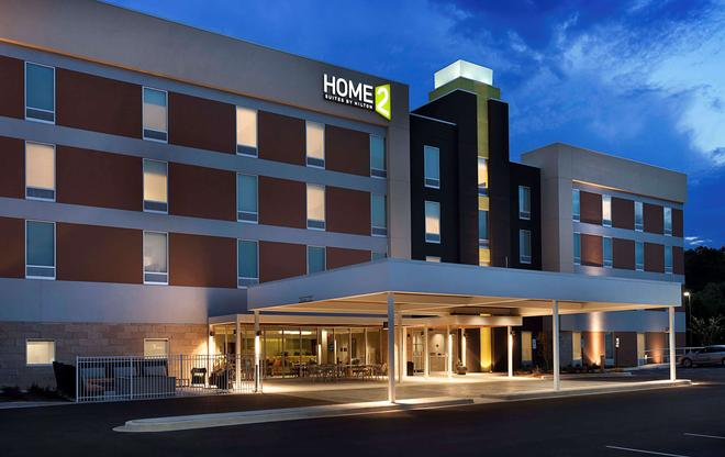 Home2 Suites by Hilton Greenville Airport - Greenville - Building