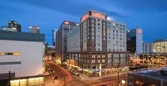 Hilton Garden Inn Denver Downtown - Denver - Edificio