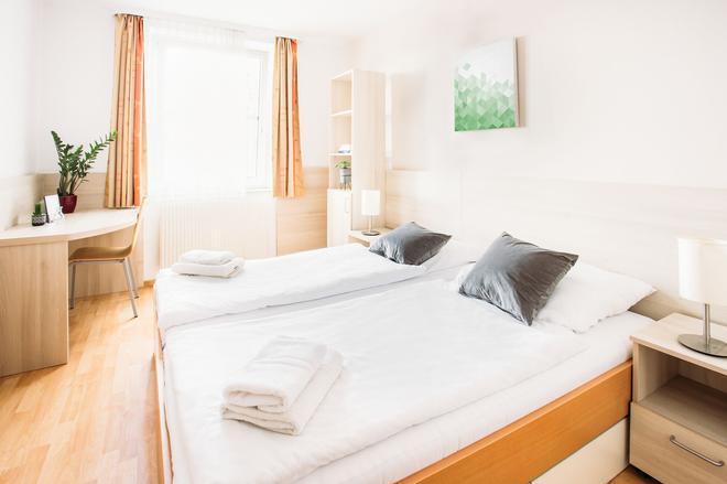 myNext - Sommerhotel Wieden - Wien - Makuuhuone