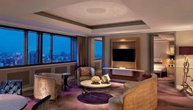 東京萬豪酒店 - 東京 - 客廳