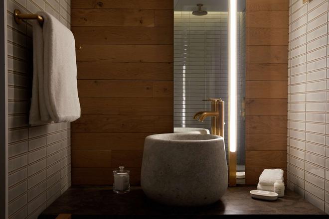 瑪德飯店 - 紐約 - 浴室