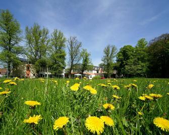 Trihotel - Am Schweizer Wald - Rostock - Vista del exterior