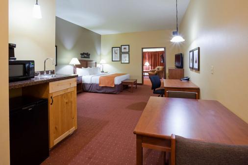南法哥阿巴克爾旅館 - 第 45 街 - 法哥 - 法戈 - 臥室