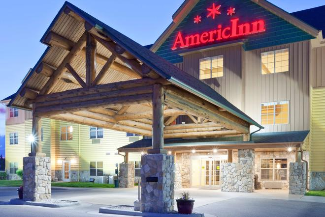 AmericInn by Wyndham Fargo Medical Center - Fargo - Rakennus