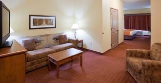 AmericInn by Wyndham Fargo Medical Center - Fargo - Living room