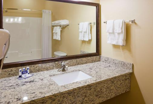 南法哥阿巴克爾旅館 - 第 45 街 - 法哥 - 法戈 - 浴室