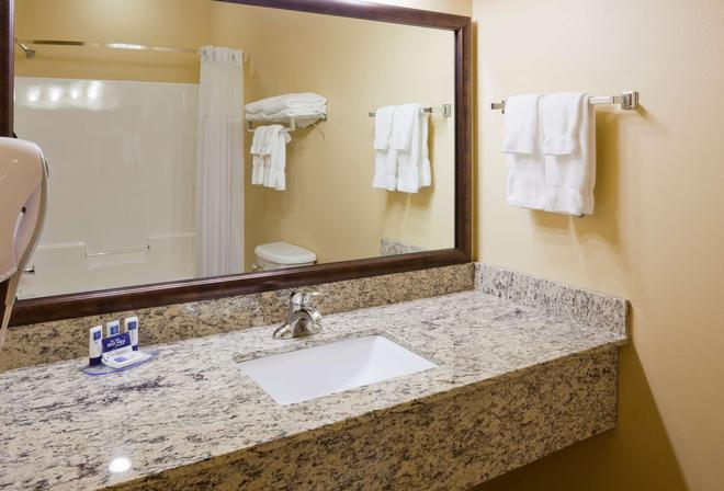 AmericInn by Wyndham Fargo Medical Center - Fargo - Phòng tắm