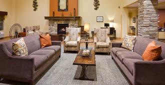 AmericInn by Wyndham Fargo Medical Center - Fargo - Sala de estar
