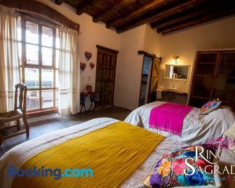 Rincón Sagrado Hotel Boutique & Spa - Atlixco - Bedroom