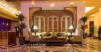 普爾曼贊姆贊姆麥加酒店 - 麥加 - 麥加 - 大廳