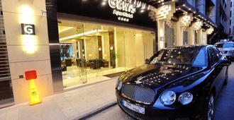Gems Hotel - Beirut - Cảnh ngoài trời