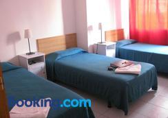 Hostal Elkano - Βαρκελώνη - Κρεβατοκάμαρα
