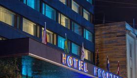 Hotel Frontera Plaza - Temuco - Gebäude
