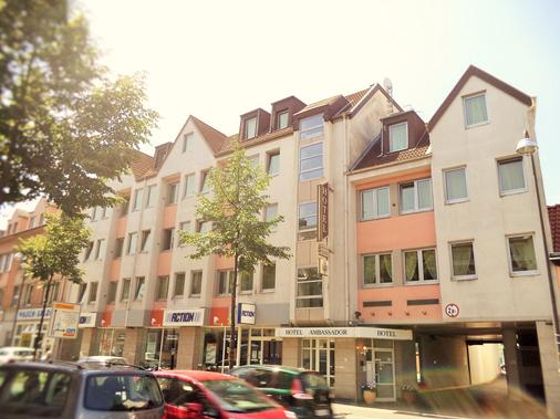 Hotel Ambassador - Bonn - Building