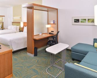 Springhill Suites Raleigh Cary - Cary - Bedroom