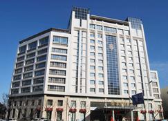 Tianjin Binhai Jianguo Hotel - Binhai - Edificio